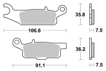 Transparent Red Hose /& Stainless Gold Banjos Pro Braking PBC4460-TRD-GOL Braided Clutch Line