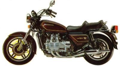 Tyres Honda Gl1100 Goldwing 1979 To 1985