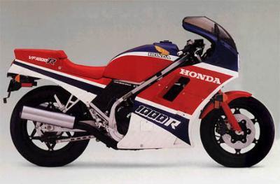 Tyres Honda Vf1000r Re Rf Rg 1984 To 1988