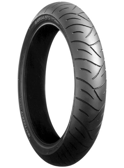 Bridgestone, BT-011 G, Front Tyre, 120/70 ZR17 M/C 58W , Battlax BT-011 Sport OE GSF650 BANDIT 07 More grip without the loss of handling; the new Battlax BT-011 is Bridgestone's answer to this perpet