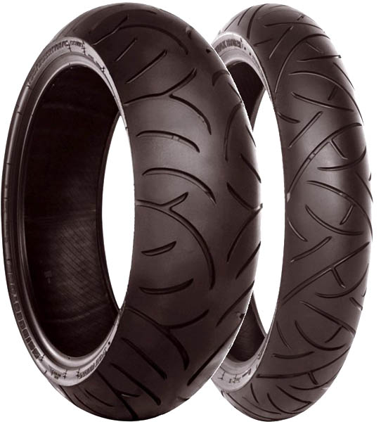 Bridgestone, BT-021, Rear Tyre, 170/60 ZR17 M/C 72W , Battlax BT-021 Sport Touring Having set performance standards worldwide with the renowned sport touring BT-020 NT , Bridgestone has now gone one