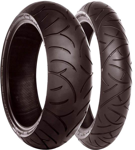 Bridgestone, BT-021, Rear Tyre, 170/60 ZR17 M/C 72W , Battlax BT-021 Sport Touring Having set performance standards worldwide with the renowned sport touring BT-020 NT , Bridgestone has now gone one