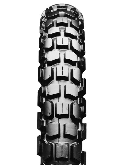 Bridgestone, TW301, Front Tyre, 3.00-21 51P, Trail wing On / Off road Experience the heavy-duty adventure City and off-road riders Enjoy riding freely on both streets and dirt, with Trail Wing's over