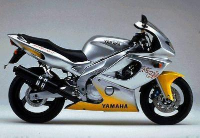 Thundercat Yamaha on Library Picture Of A Yamaha Yzf600 R H Thundercat 1996