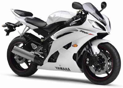 Tyres Yamaha YZF-R6 2008 to 2010
