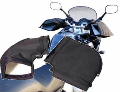 Bare Muff http://www.bits4motorbikes.co.uk/Riding-Accessories/Waterproof-Gloves.html